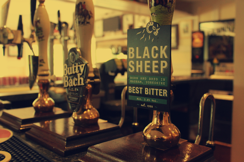 Selection Of Fine Local Ales